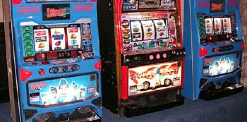Клуб из старых игровых автоматов игровой автомат романсе